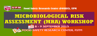 Microbiological Risk Assessment (MRA) Workshop