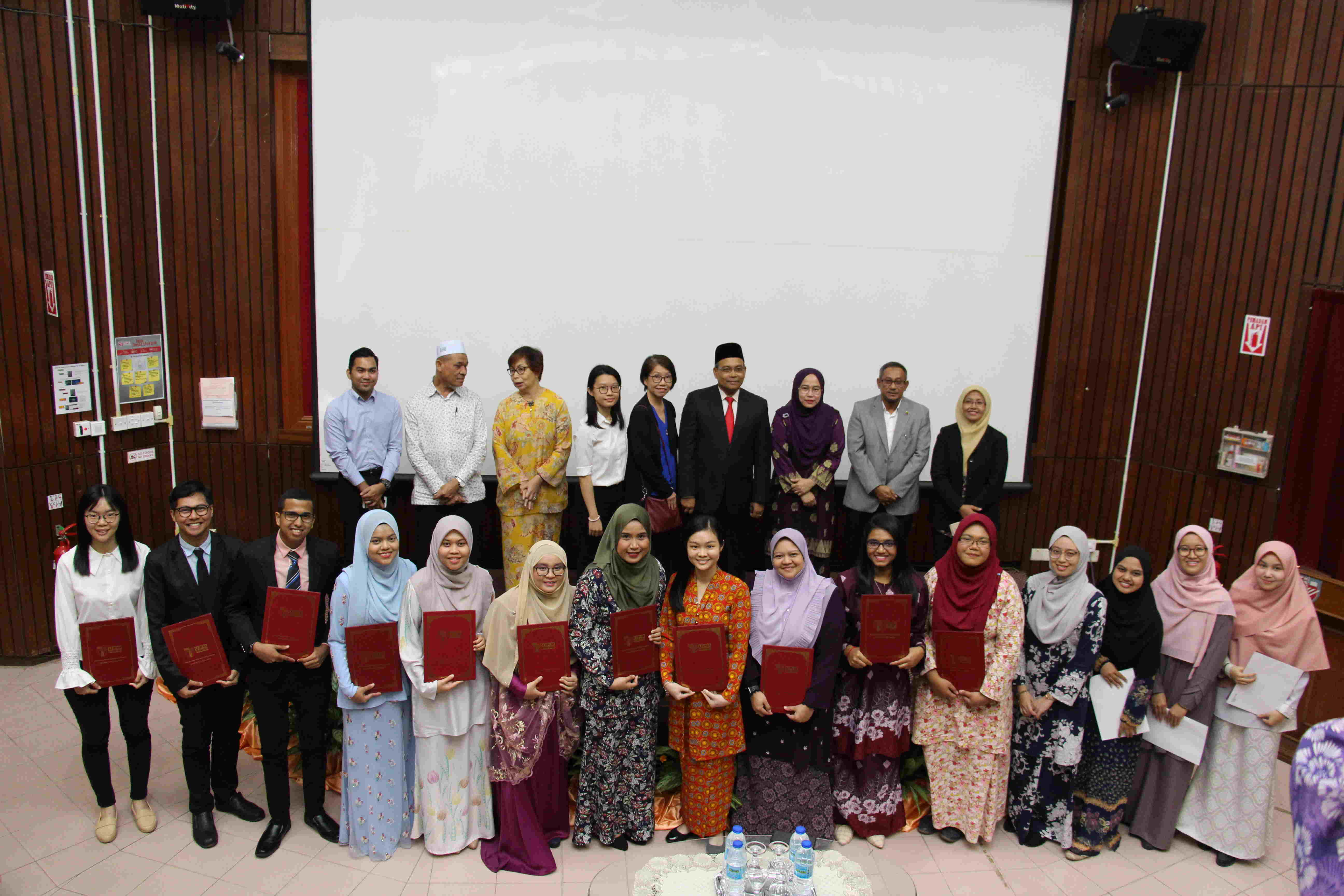 FACULTY AWARD GIVING CEREMONY 2018/2019